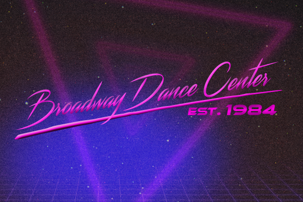 Broadway Dance Center 35th Anniversary