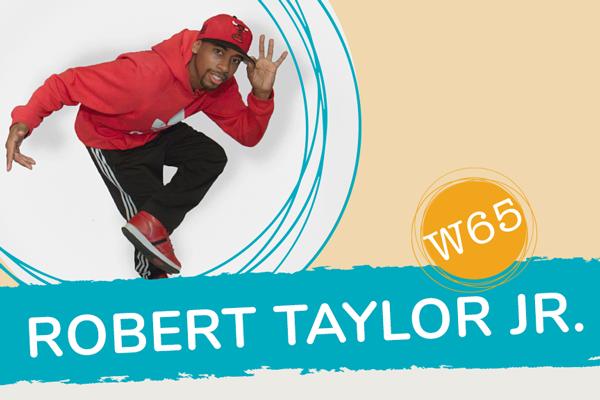 Robert Taylor Jr Guest Teacher Class