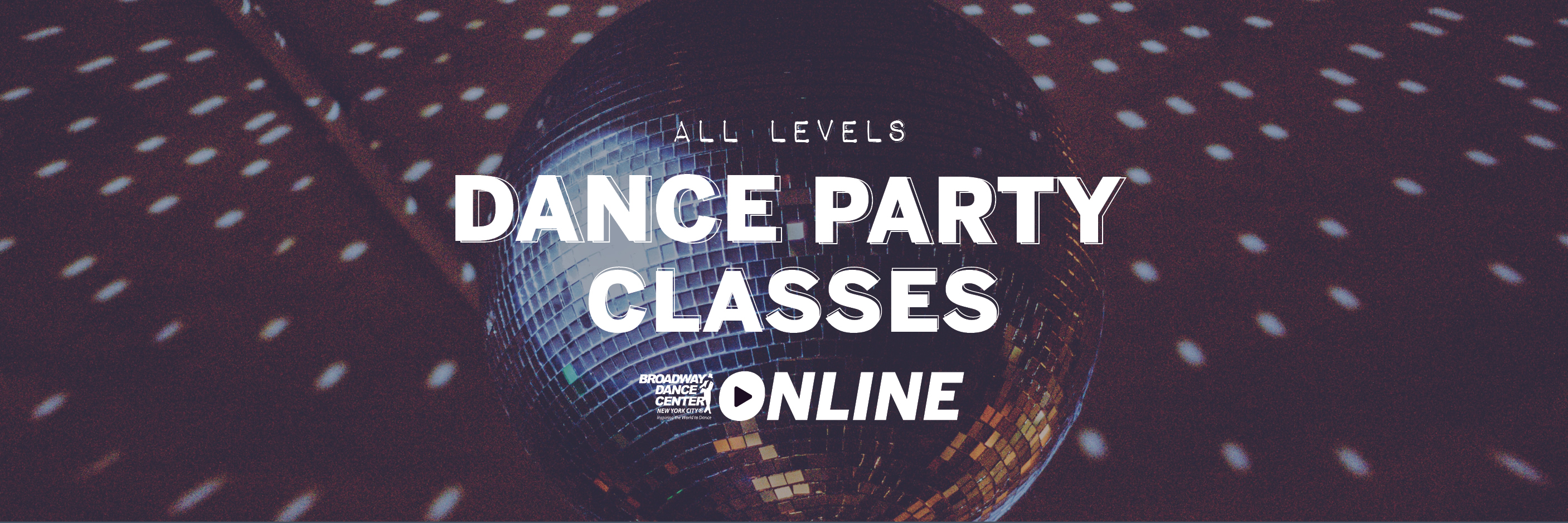 Dance Party Classes