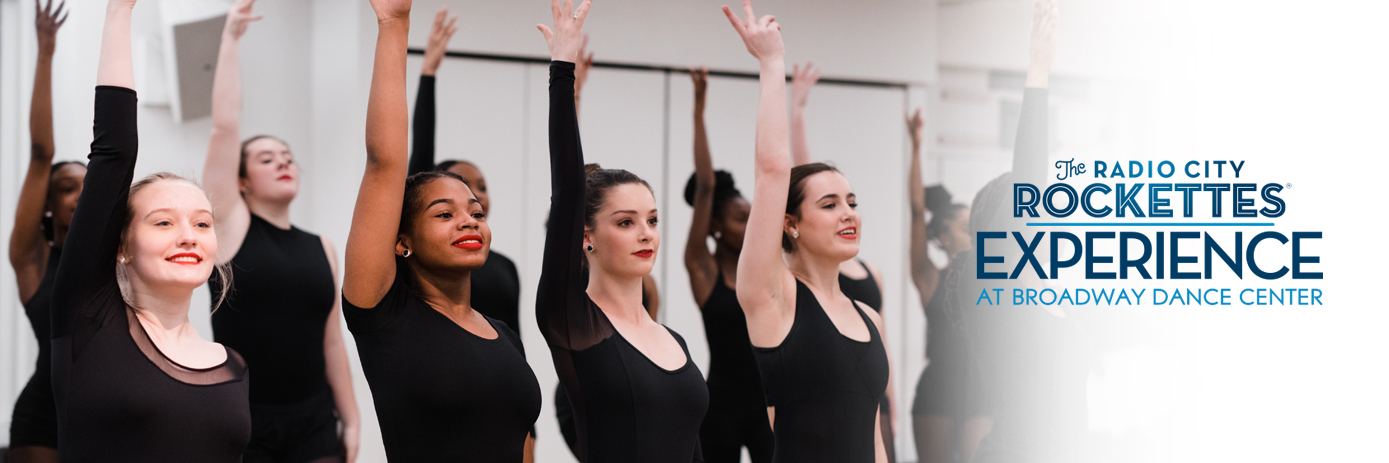 The Radio City Rockettes® Experience at Broadway Dance Center