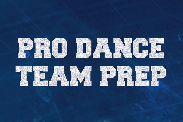 Pro Dance Team Prep