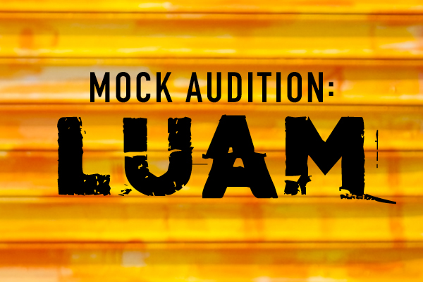 Mock Audition with Luam