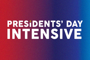 Presidents' Day Intensive