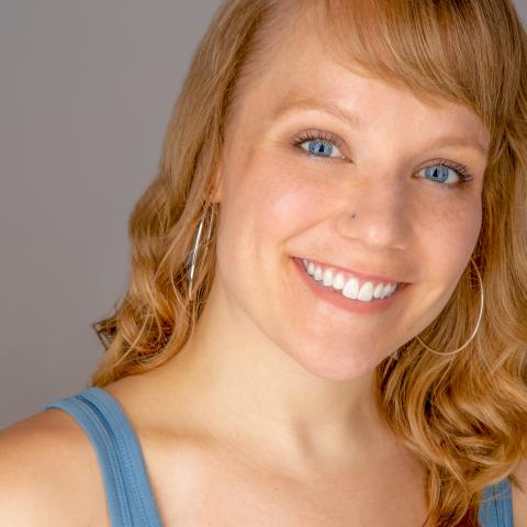 Ashley Stafford Headshot Square