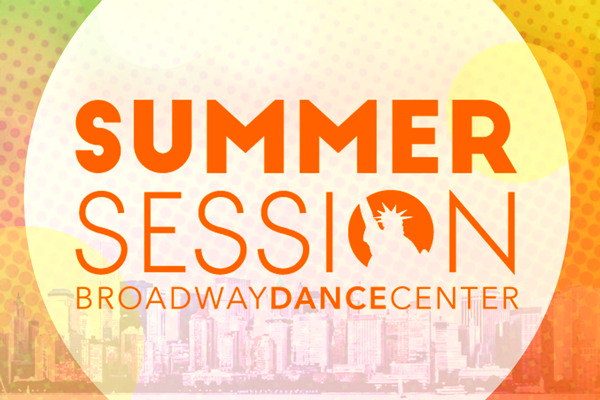Summer Session at Broadway Dance Center