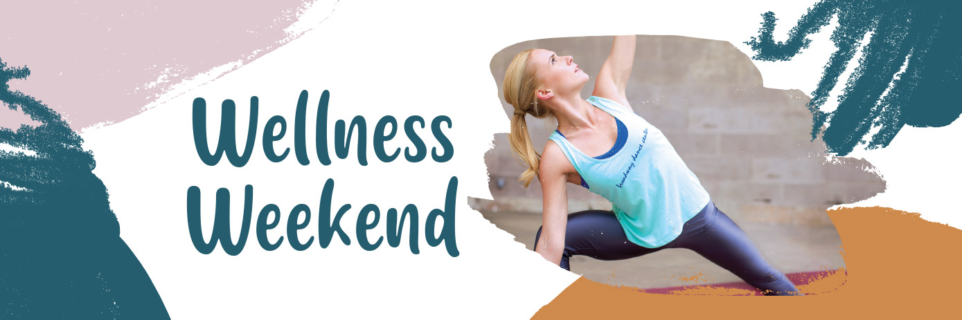 Wellness Weekend Web Header
