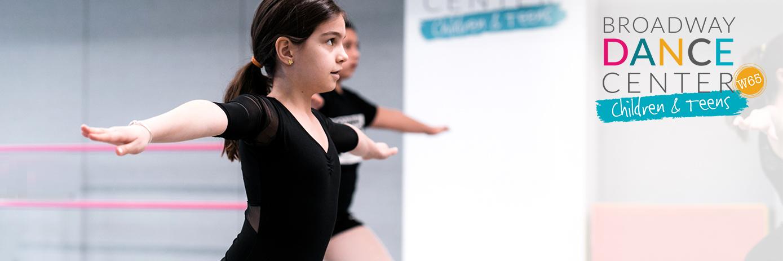 Broadway Dance Center Children and Teens Policies