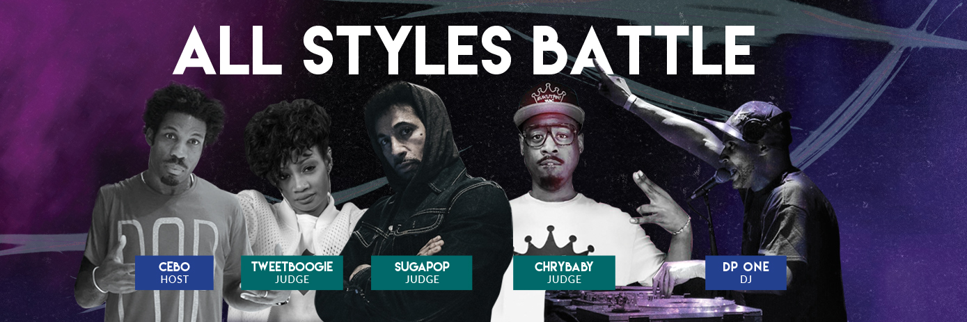 All Styles Battle at BDC
