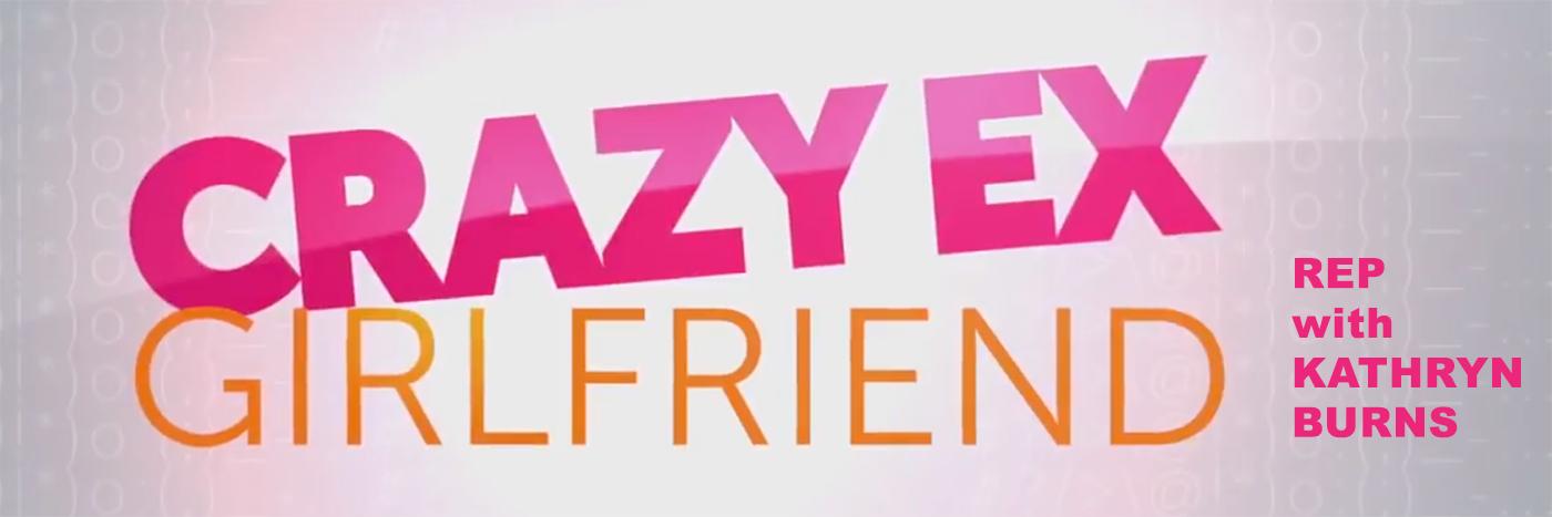 My Crazy Ex Girlfriend Header
